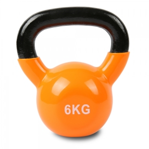 China China mainland factory manufacturer vinyl kettlebell supplier fabriek