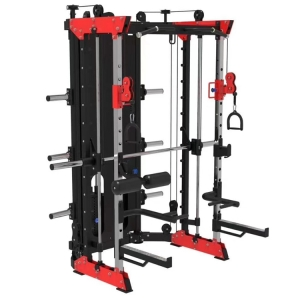 Chine Smith Machine with Fully Adjustable Cables usine
