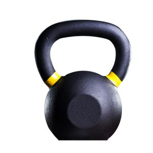 Chine China manufacturer powder coated cast Iron kettlebell Supplier usine