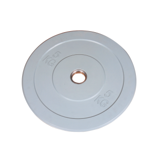 Κίνα εργοστάσιο China rubber bumper plate gym fitness equipment weight plate color rubber coated