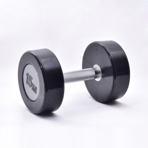 China China supplier wholesale pu dumbbell set factory
