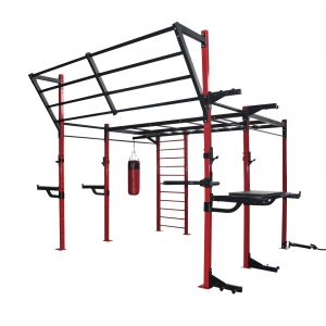 Commercial Gym Equipment Fitness Cross Fit Rigs Climbing Racks China Manufacturer