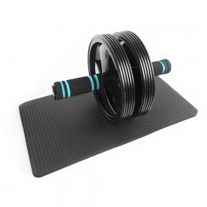 Custom Training Roller Bodybuilding Stretch Exercise Fitness AB Wheel Roller