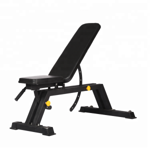China Factory supply gym equipment adjustable bench factory
