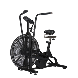China Short Lead Time Commercial Exercise Assault Air Bike Body Training Gym Fitness Equipment Assault Bike factory