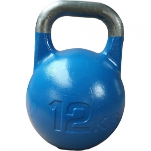 China Fitness competition steel hollow kettlebell factory
