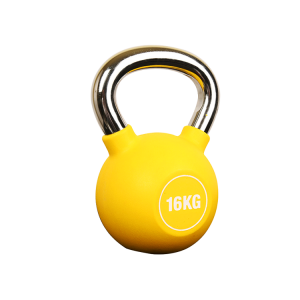 China Fitness equipment factory from China PU kettlebell on sale factory