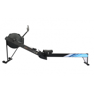 Fitness equipment foldable home / outdoor air rowing machine