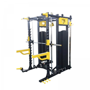 Fitness smith machine squat gym equipment functional trainer smith machine weight from China