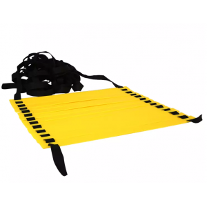 Fitness speed training plastic agility ladder 6m 12 rungs