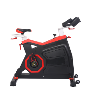 Chine Fitness spin bike body building exercice vélo de spinning usine