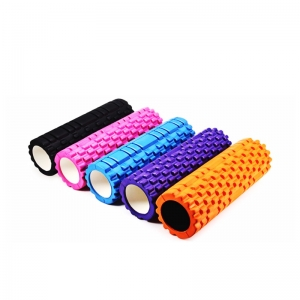 Foam Roller For Physical Therapy High Density Premium Quality Exercise Yoga Roller Stretching Tension Release Pilates Gym Fitness  Equipment
