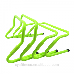 China Folding agility speed training hurdles factory