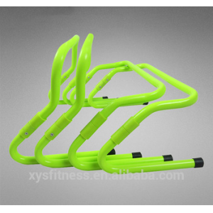 China Football Practise Speed Agility Training Adjustable Hight Hurdles factory