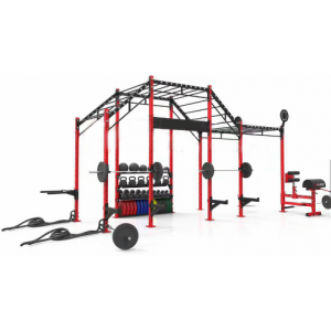 Equipement de gymnastique Entraînement physique Monster Monkey Rig Pull Up Rack