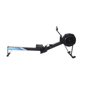 aerobic fitness equipment air rowing machine
