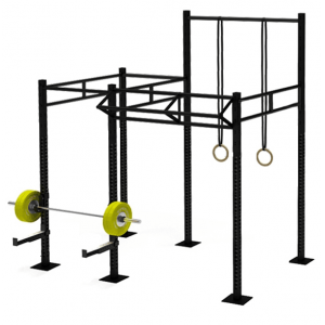 Gym equipment strength training fitness rigs functional workout cross fitness rig sets from China manufacturer