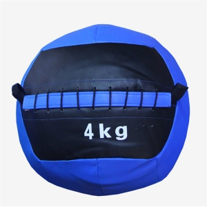 Eco-friendly weight lifting wall ball