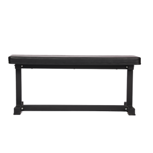 Gym flat benches for dumbbell workout and sit ups