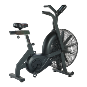 Chine Hot sale body building air fan bike sport workout fitness gym equipment cardio air bike wind resistance China usine
