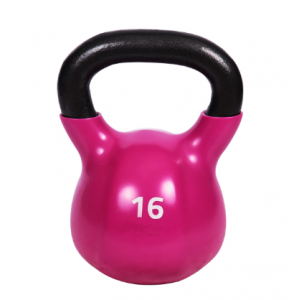 China High quality vinyl kettlebell gym fitness kettlebell factory