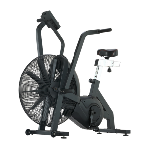 China Hot sale body building air fan bike sport workout fitness gym equipment cardio air bike wind resistance China factory
