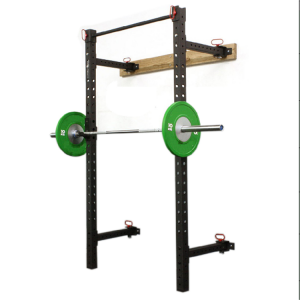 Hot sale multifunctional wall mounted half squat rack Chinese supplier manufacturer