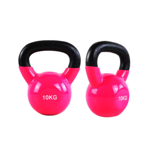 China Manufacturer rubber kettlebell China factory colorful kettlebell fabriek