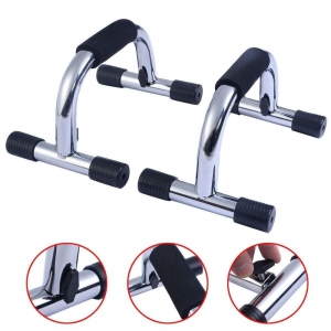 New aerobic exercise outdoor adjustable push up bar