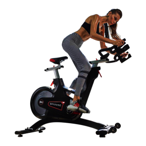 China Professional indoor spinning bike cardio fitness equipment factory
