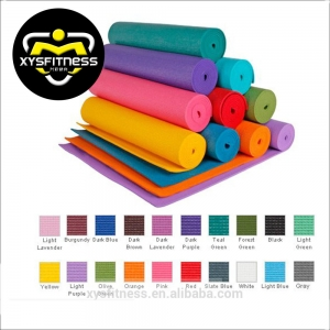 Body building yoga equipment yoga mat