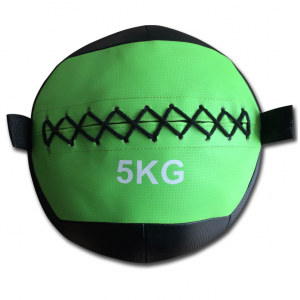 Soft Fitness PVC Medicine Wall Ball for Strength Training