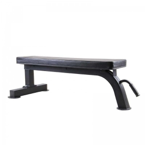 Utility Flat Bench For Abdominal Fitness Strength Exercise Performance Flat Weight Bench Dumbbell Flat Training Bench