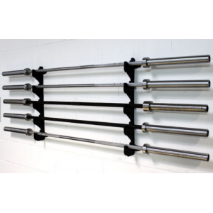 Wall Mounted Barbell Bar Rack