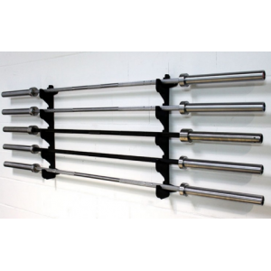 Weight lifting bar for competition barbell