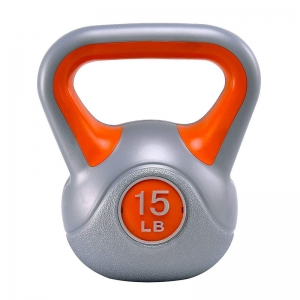 China Wholesale Power Training Plastic Kettlebell factory