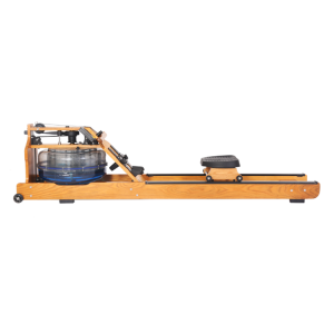 China Wooden Rower Land Fitness New Noiseless Water Resistance Wood Rowing Machine Fitness Equipment factory