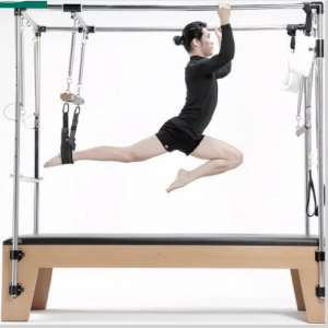gym equipment Wooden yoga Pilates Cadillac reformer trapeze
