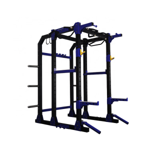 China power squat rack stand chin up dipping station factory