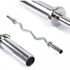 China weight lifting barbell bar factory