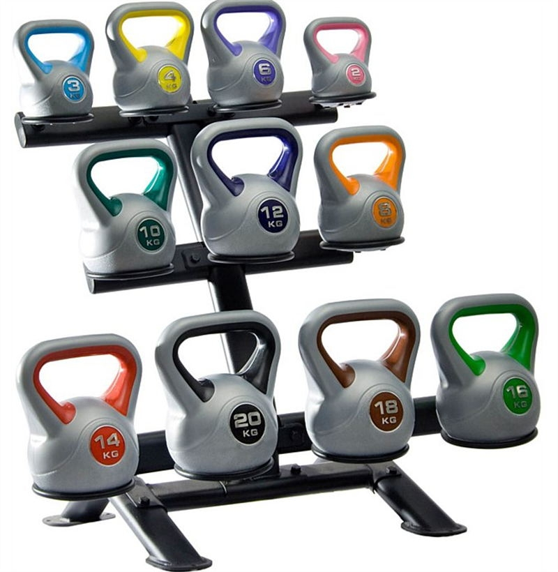 ... China 3 Layers Fitness Kettlebell Storage Rack Wholesale Manufacturer  ...