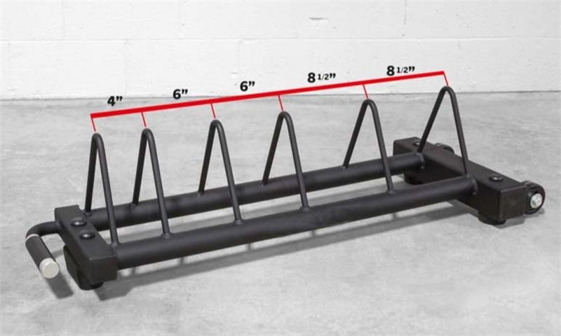 China Bumper Plate Portability Rack Multifunctional