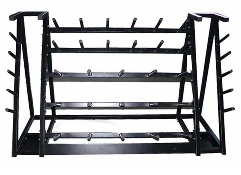China Commercial Body Pump Set Storage Rack Wholesale