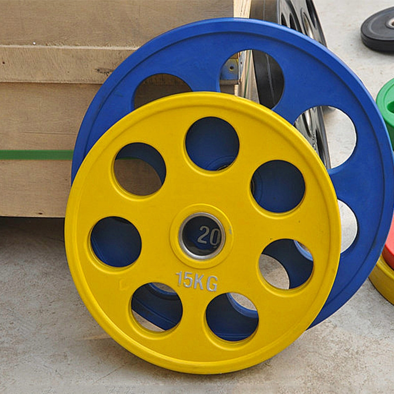 China 7 Holes Weight Plates Supplier China Crossfit
