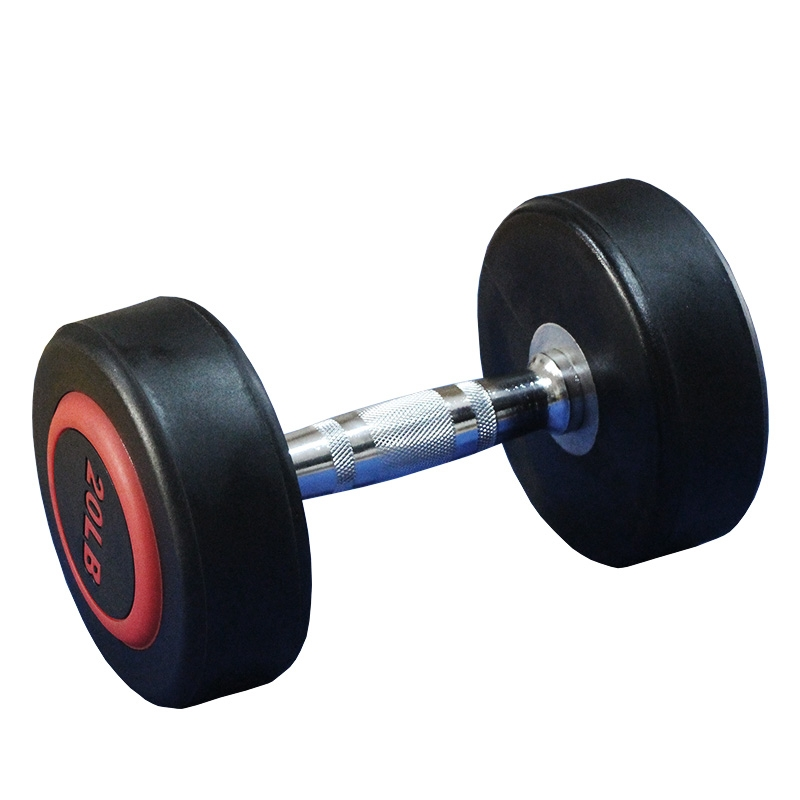 China Cheap Free Weights Dumbbells Dumbbell Pu China