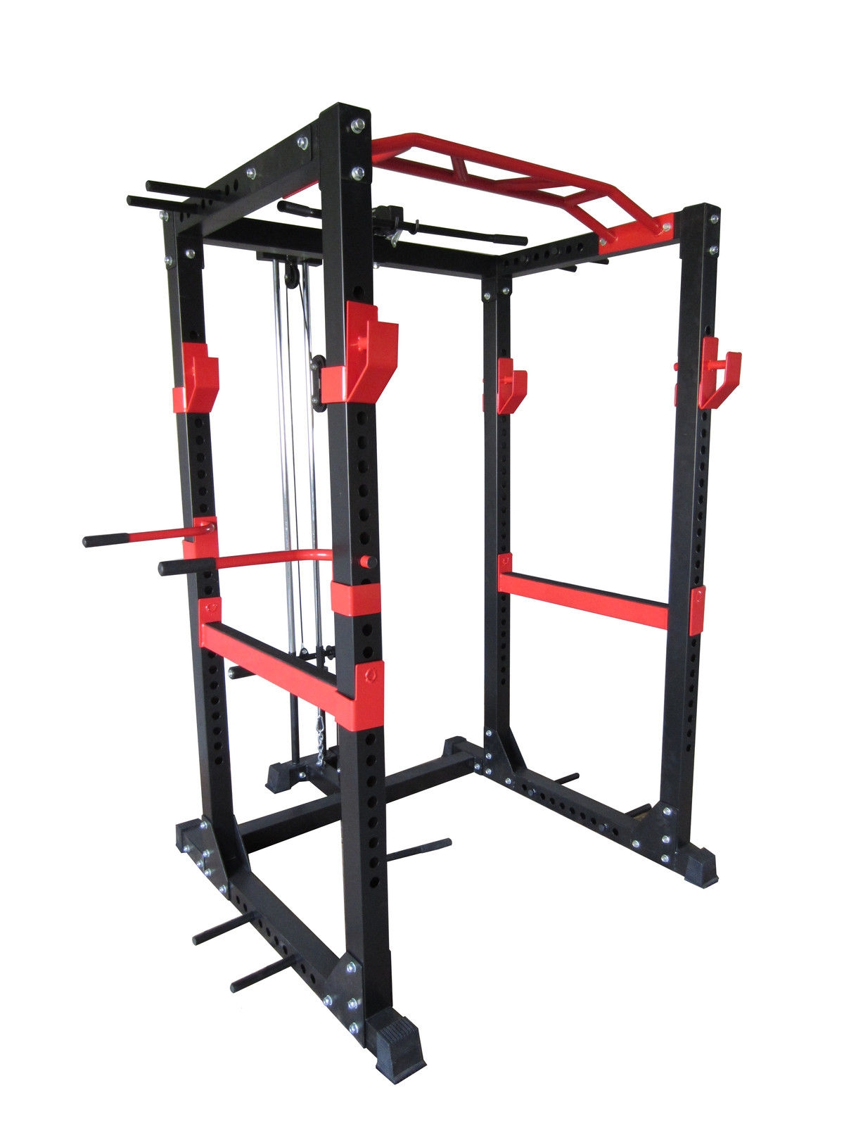 Commercial Power Rack China Heavy Duty Squat Rack Supplier