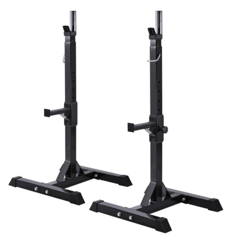 Portable Rack For Home Gym Exercise Fitness Workout Training Adjustable Standard Solid Sturdy