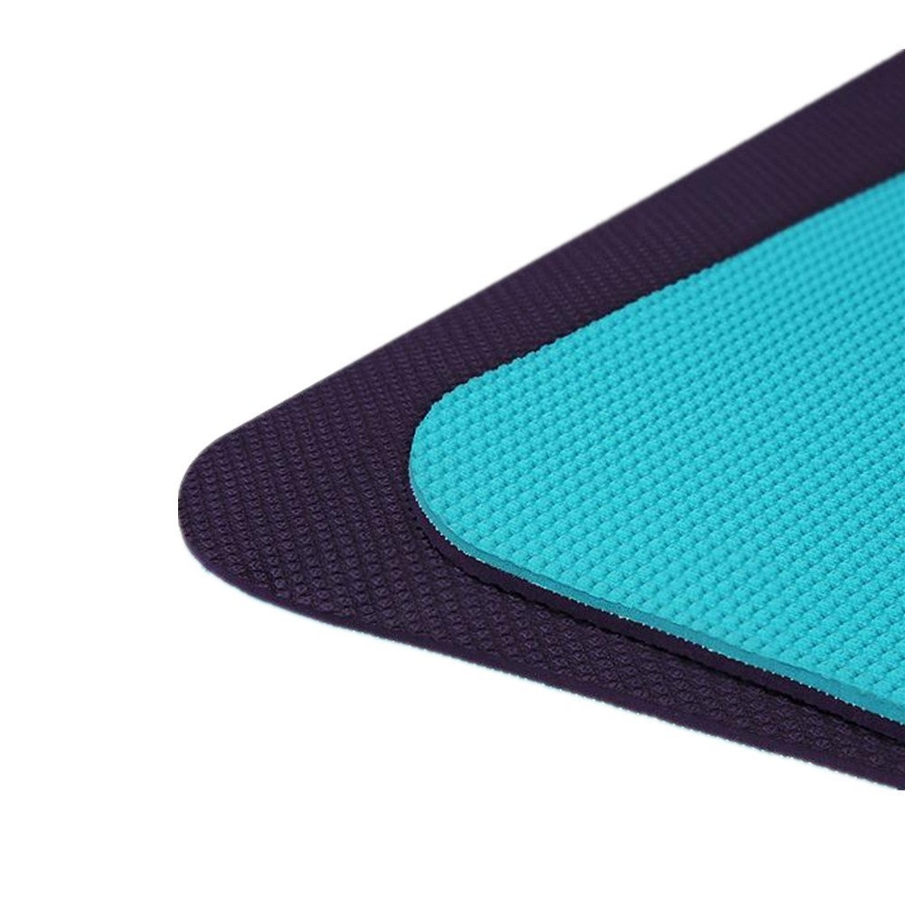 Tpe Yoga Mat Lightweight Eco Friendly High Density